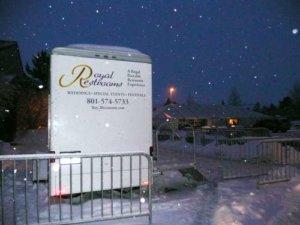 Rental Bathrooms for the Sundance Film Festival