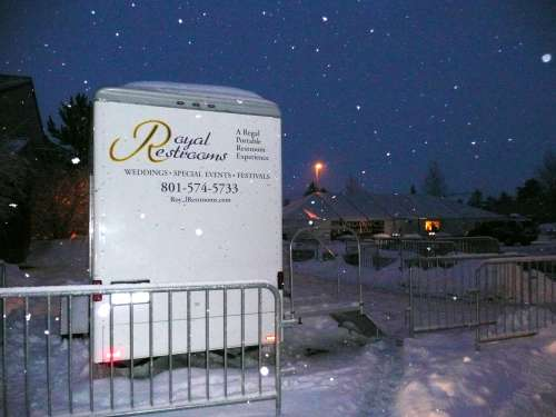 Rental Bathrooms for Major Events and Festivals