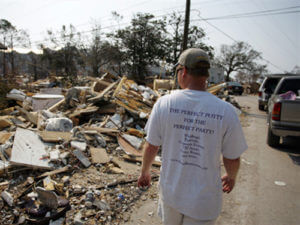 hurricane emergency bathrooms